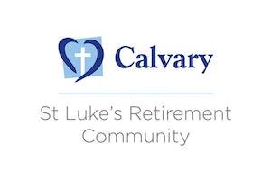 Calvary St Luke's Village logo