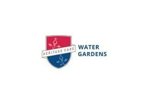Water Gardens logo