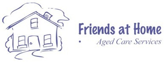 Friends at Home logo