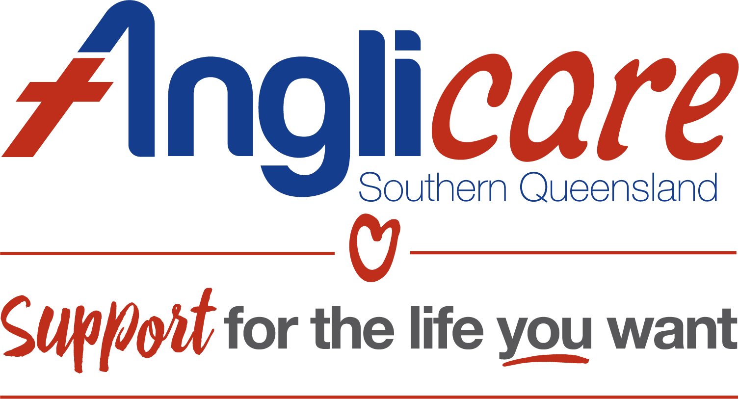 Anglicare SQ Symes Thorpe Residential Aged Care logo