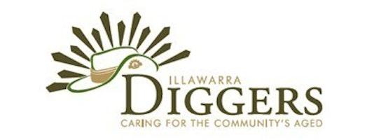 Illawarra Diggers logo