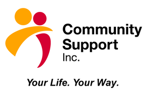 Community Support Inc logo