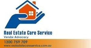 Real Estate Care Service logo