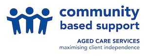 Community Based Support logo
