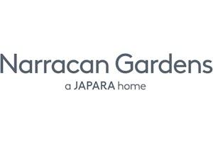 Narracan Gardens   a Japara home logo