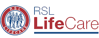 RSL LifeCare RSL ANZAC Retirement Village logo