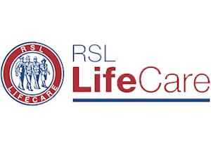 RSL LifeCare RSL ANZAC Retirement Village logo