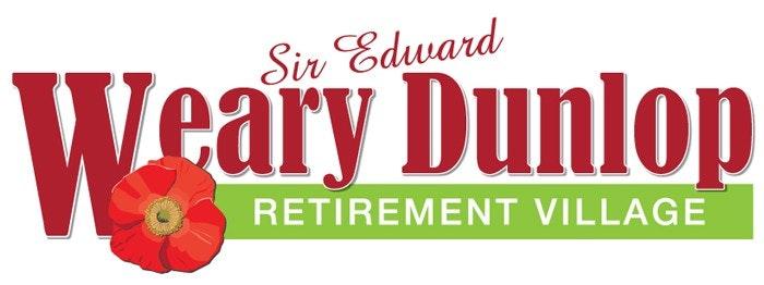 Weary Dunlop Retirement Living logo