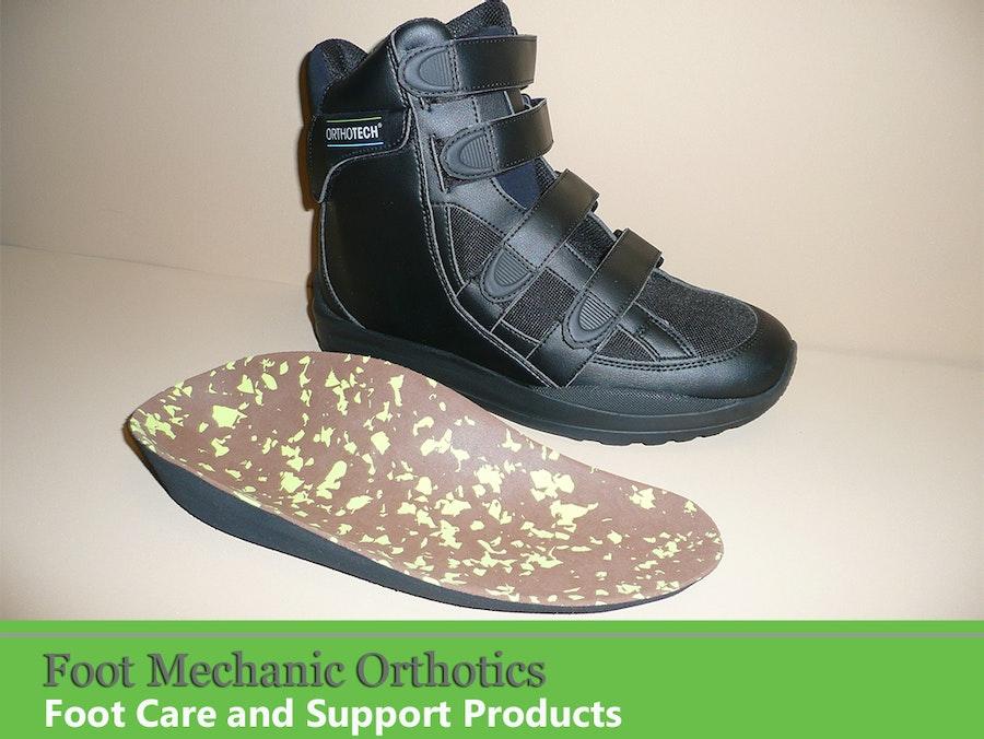 Foot Mechanic Orthotics