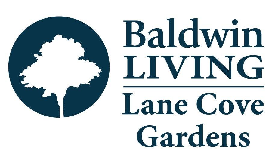 Baldwin Living Lane Cove Gardens logo