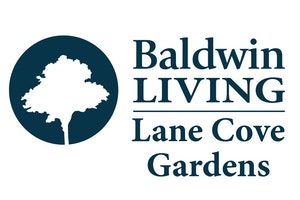 Baldwin Living Lane Cove Gardens logo