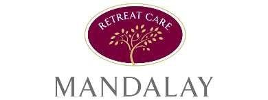 Mandalay Retreat logo