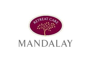 Mandalay Retreat logo