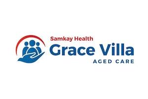 Grace Villa, Greensborough logo