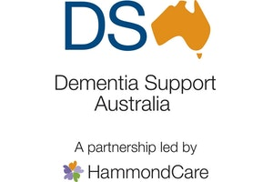 Dementia Support Australia (DBMAS & SBRT) TAS logo