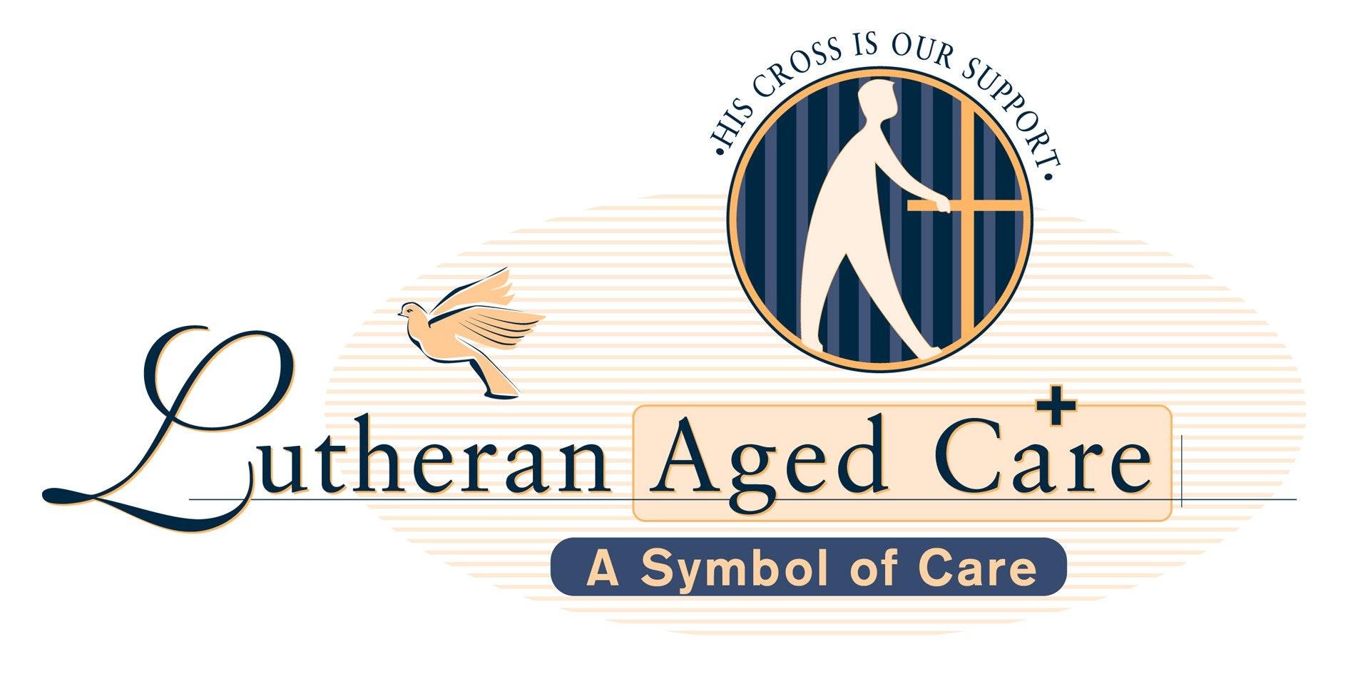 Lutheran Aged Care Dellacourt logo