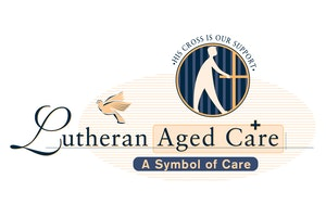 Lutheran Aged Care Dellacourt logo