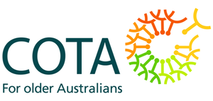 COTA Australia logo