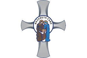 Nazareth House Tamworth logo