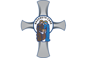 Nazareth House Wynnum logo
