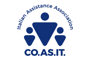 CO.AS.IT Italian Assistance Association (VIC) logo