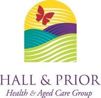 Hall & Prior Aged Care logo