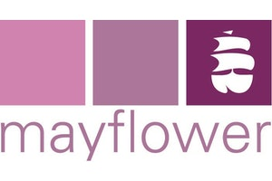 Mayflower Reservoir logo