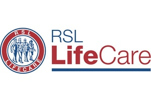 RSL LifeCare Fred Ward Gardens logo