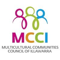 Multicultural Communities Council of Illawarra (MCCI) logo
