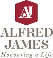 Alfred James logo