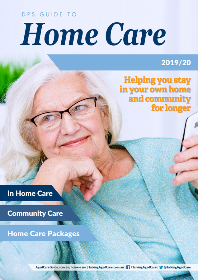 DPS Guide to Home Care
