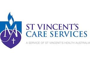 St Vincent's Care Services Werribee logo