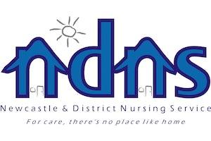 Newcastle District Nursing Services logo