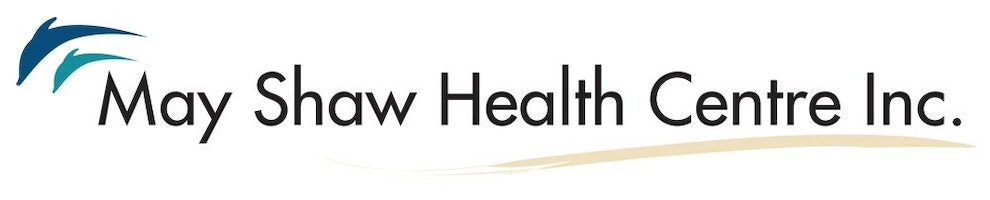 May Shaw Health Centre logo