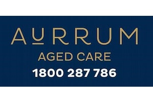 Aurrum Aged Care Plenty logo