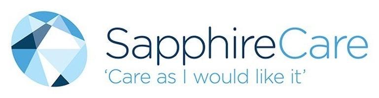 Sapphire Care logo