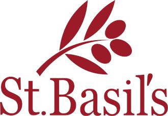 St Basil's Annandale logo