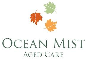 Ocean Mist Aged Care Facility logo