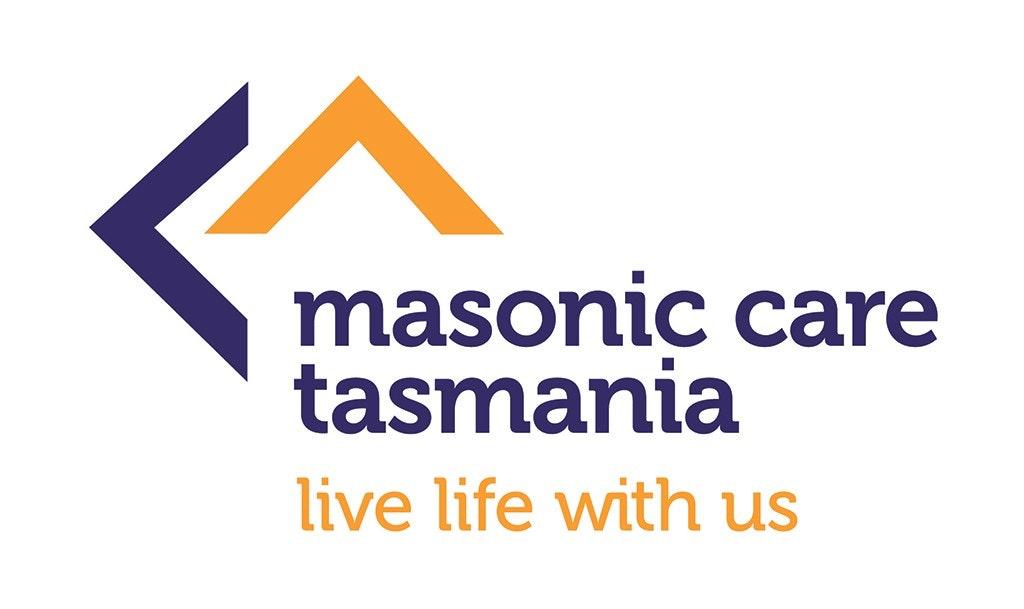 Masonic Care Tasmania Lindisfarne logo