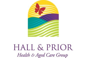 Hall & Prior Aubrey Downer Aged Care Home logo