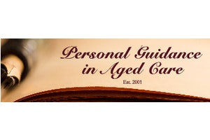 Personal Guidance in Aged Care logo