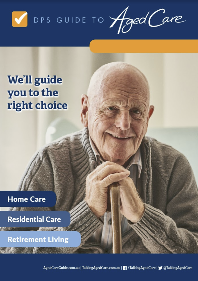DPS Guide to Aged Care