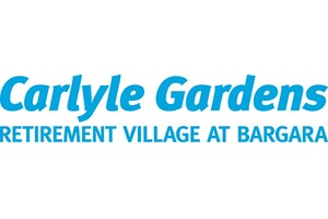 Carlyle Gardens Retirement Village logo