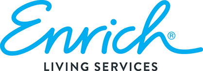 Enrich Living Services (NSW) logo