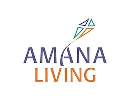 Amana Living logo