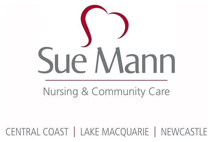 Sue Mann Nursing & Community Care logo