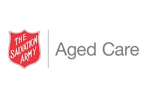 The Salvation Army Community Care (VIC) logo