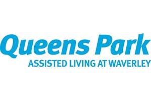 Queens Park Retirement Village logo