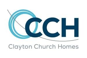 Clayton Church Homes Woodside ILUs logo