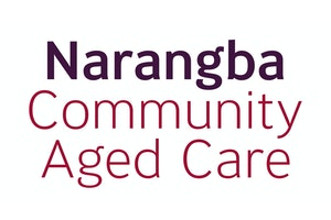 Narangba Community Aged Care logo